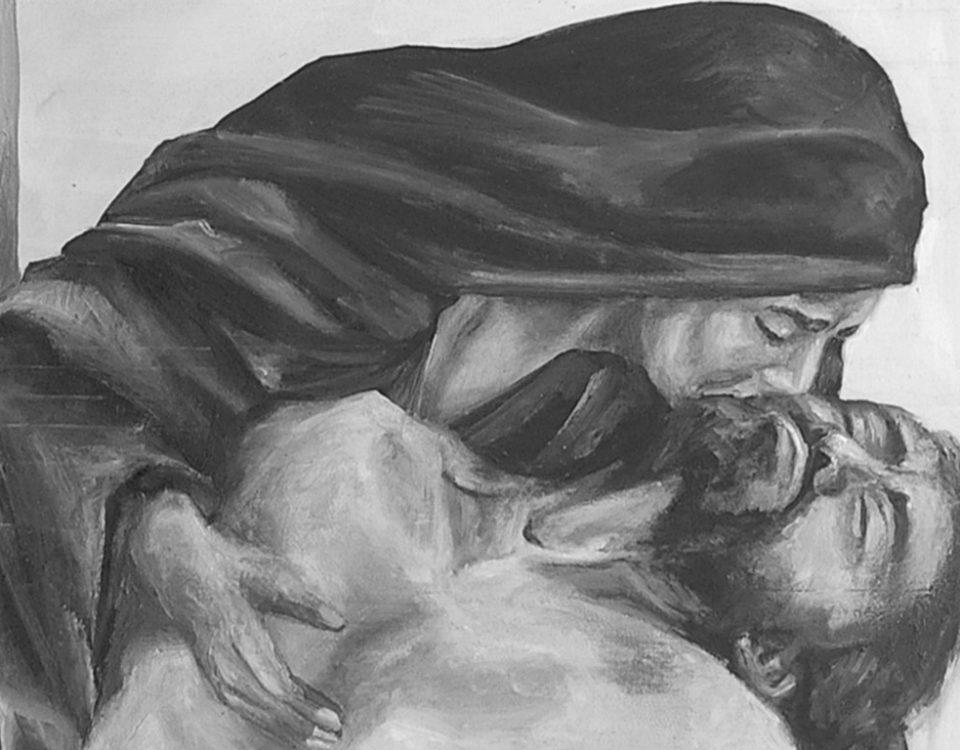 Jezusi me nenen e Tij