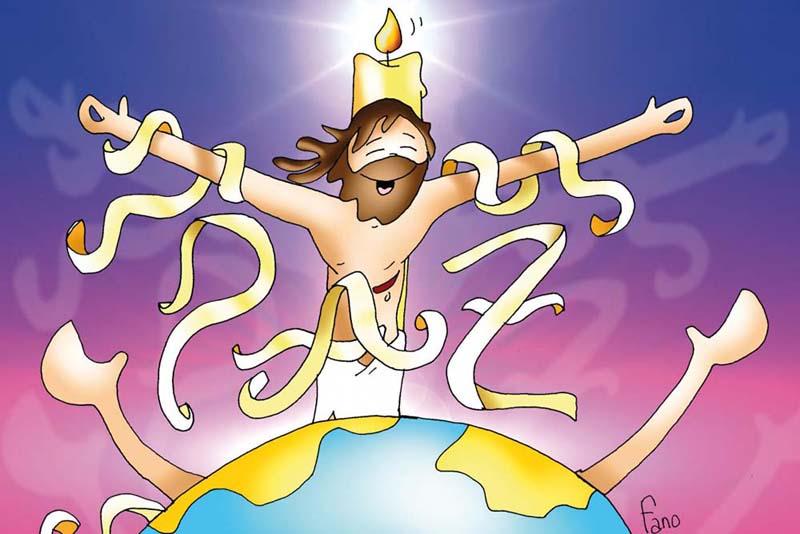 Jezusi i ringjallur